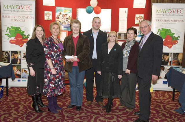 Castlebar County Mayo Mayo Vec Adult Education Awards