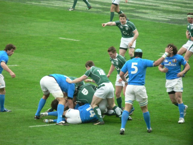 O'Driscoll Directs defence