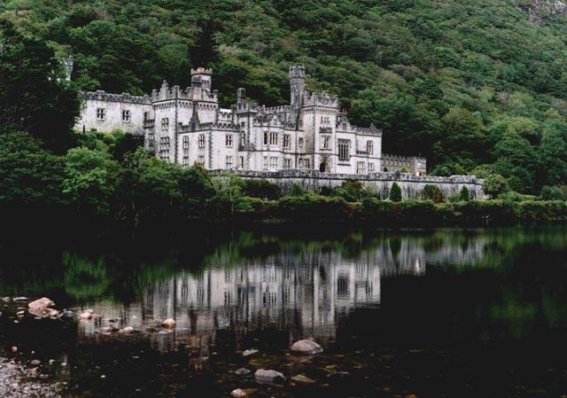 Castlebar County Mayo Kylemore Abbey