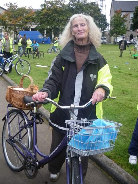 Ann_Garavan_the_most_sustainably_mobile_person_in_Castlebar_2008.JPG