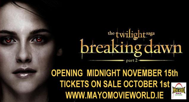 Twlight Breaking Dawn Pt. 2