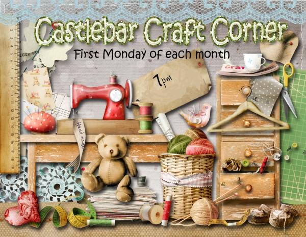 Knitting Club Flyer : Castlebar county mayo craft corner