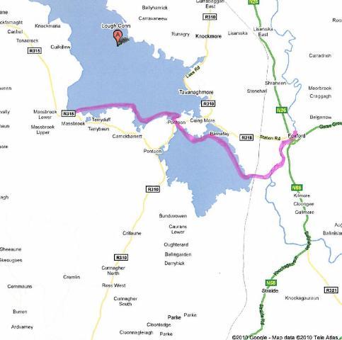 emma watson: Huckleberry Finn Map