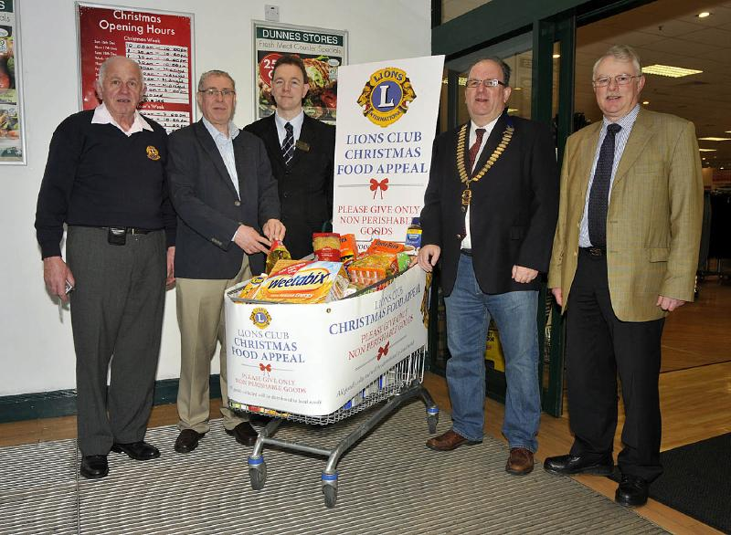 Food Hampers County Stores