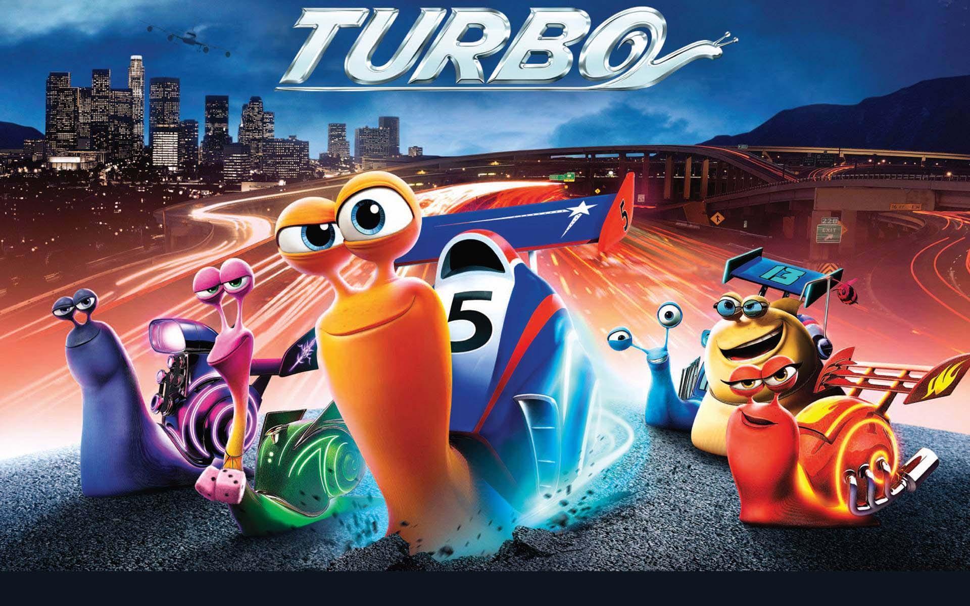 Turbo 2D / 3D