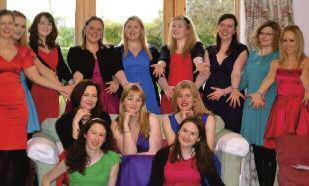 Euchiriadis Ladies Choir