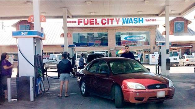 Forecourtninnies Jpg Petrol Station Etiquette