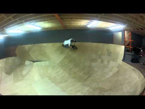Moycullen indoor Skatepark