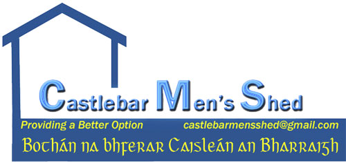 castlebar guys Men don`t talk face to face, they talk shoulder to shoulder the concept behind men's sheds is to provide a safe, secure, friendly and open environment where men can meet and engage in positive, productive experiences that in turn will enhance their overall health and well-being  men by nature .
