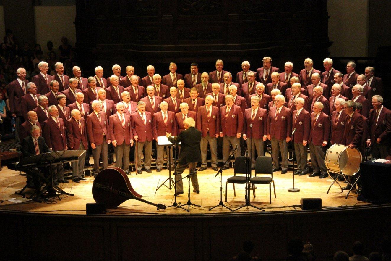 Reading Male Voice Choir