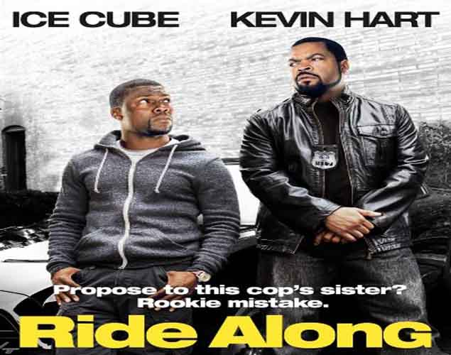 Ride Along (2014) Watch Online Full Movie Free Download BRrip 720p