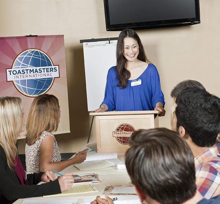 Toastmasters Club Meeting