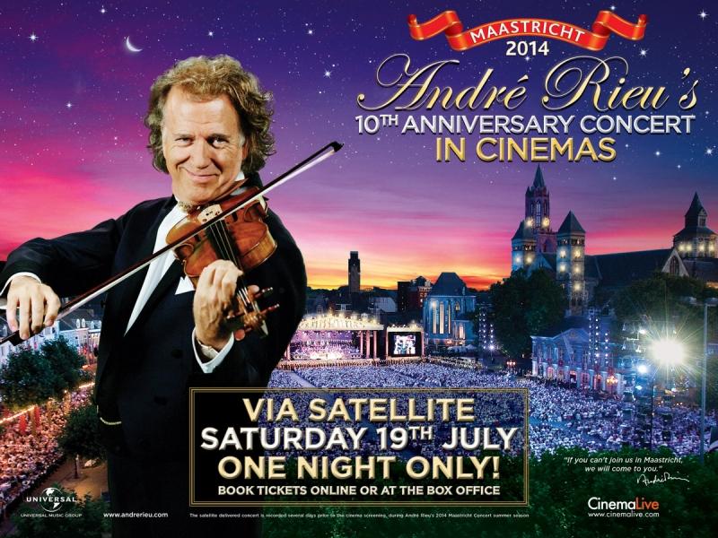 André Rieu 10th Anniversary Concert