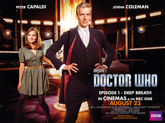 Dr Who : Deep Breath