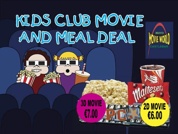 Kids Club Deal