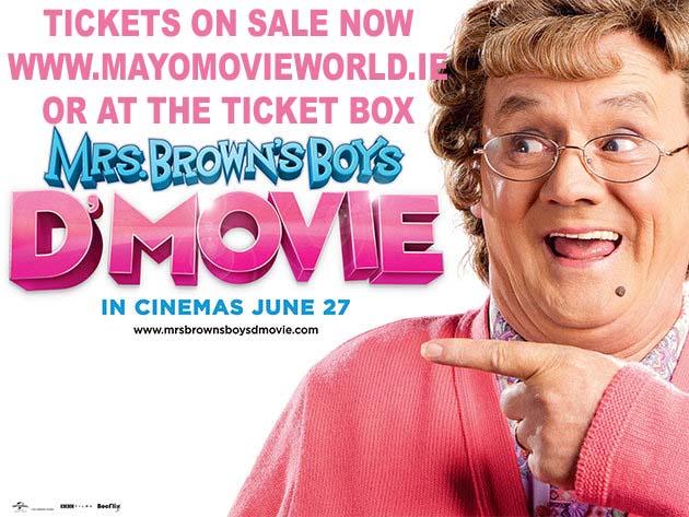 Mrs Brown's Boys D'Movie