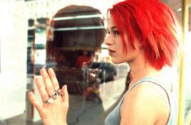Film Club at the Linenhall- Run Lola Run