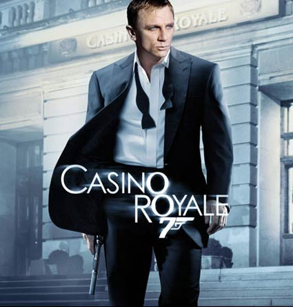 Castlebar Premiere of The new James Bond - Casino Royale 2006
