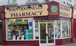 J O'Donnell Pharmacy