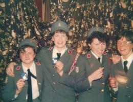A trip down memory lane - Isabel Kendrick has scanned some old photos from the Order of Malta 1984. Click on photo for more.