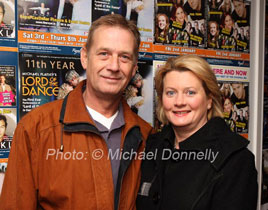 Robert and Mary Lane from Ballina were at the Elaine Paige Concert in the TF. Click on photo for lots more from the event from Michael Donnelly's Mayopics gallery.