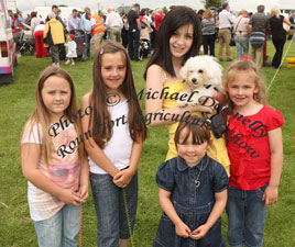 Enjoying the show. Michael Donnelly was at the Roundfort Agricultural Show. Click above for photos of the winners and lots more colour from this annual show.