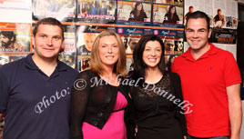 Michael Donnelly was at last Saturday's preformance by Keith Barry. Click on photo for more details.