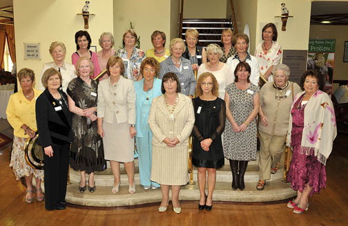 Castlebar Soroptimists celebrate 40 years in Castlebar. Ken Wright has photos and an account of the events. Click on photo for more.