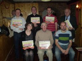 At the launch of the Keelogues-Ballyvary 2009 Magazine. Click on photo to check out the details from Vincent McHale.