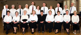 The debut Concert of Harmonia, the Retired Teachers Choir, at &Aacute;ras Inis Gluaire, Belmullet takes place on 11 June 2010. Click on photo for details