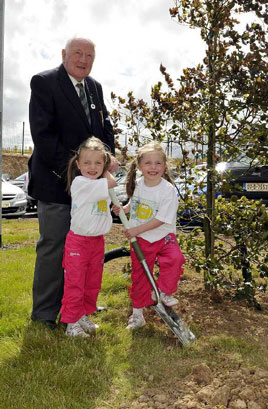 Ken Wright has photos from the opening of Castlebar Tennis Club's new facilities earlier this summer. Click on photo for more from this gallery.