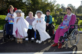 Ken Wright has photos from the launch of the Irish Wheelchair Association Angel Fundraising. Click on photo for more photos.