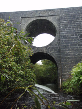 From our West of Ireland photo gallery an unusual bridge in Clare. Click on photo for the details.