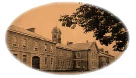 GMIT - St. Mary's - Lunatic Asylum - A lecture focussing on 1901 as a typical year. Click on photo for details.