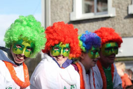 Photos from yesterday's St Patrick's Day Parade. Click on photo for more.