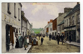Sean Smyth has another old postcard from Castlebar. Click above to view and discuss this photo.