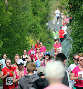 Photos from yesterday's West of Ireland Mini-Marathon held in Castlebar. Click on photo for more.