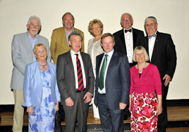 Enda Kenny was among the guests at a performance of 'On a Wing and a Prayer' in aid of Mayo Roscommon Hospice at the Royal Theatre. Click on photo for the details.