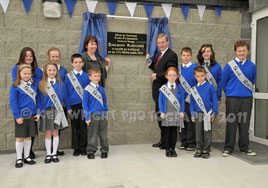Enda Kenny paid a visit to Scoil Raifteiri. Click on photo for more from Ken Wright.