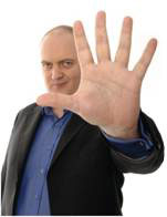 Dara O'Briain comes to Castlebar next February. Click on photo for the details.