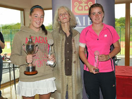 Ken Wright has photos from Castlebar Tennis Club's Open Championship. Click on photo for more.