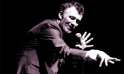 Tommy Tiernan bringing some Christmas fun to Castlebar on 22 Dec 2011. Click on photo for the details.