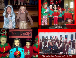 St Angela's have a selection of Christmas 2011 photos - click above to view their website.