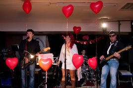 Looking back to Valentines Day - Valentines Party with