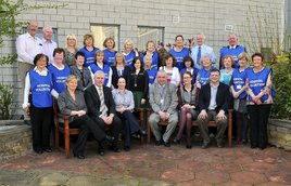 A new volunteer service was launched recently for Mayo General Hospital. Click on photo for the details from Ken Wright.