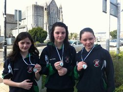 Some young swimmers achieving success at the recent Claremorris Gala. Click on photo for more from Castlebar Swimming Club.