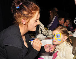 Photos from the annual Family Easter Party in aid of AWARE. Click on photo for more from Ken Wright.