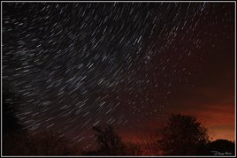 Darren Moran has photos of the this week's Lyrid meteor shower. Click on photo for more.
