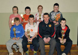Ken Wright has photos from the Bohola Basketball and Soccer Finals presentations. Click on photo for more.