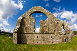 Robert Justynski visited Burriscarra Abbey. Click on photo for more.